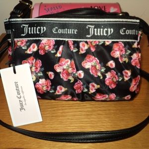 New Juicy Couture Crossbody Bag